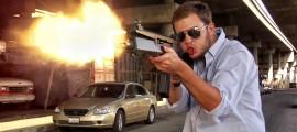 Сними друга: создание пулевых отверстий