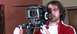 VDSLR риг и обвес для видепродакшена и кинопроизводства
