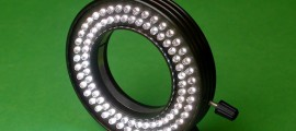 volpiTwin Row LED Ringlight PN