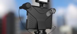 Крепление iPad2 для съемки видео